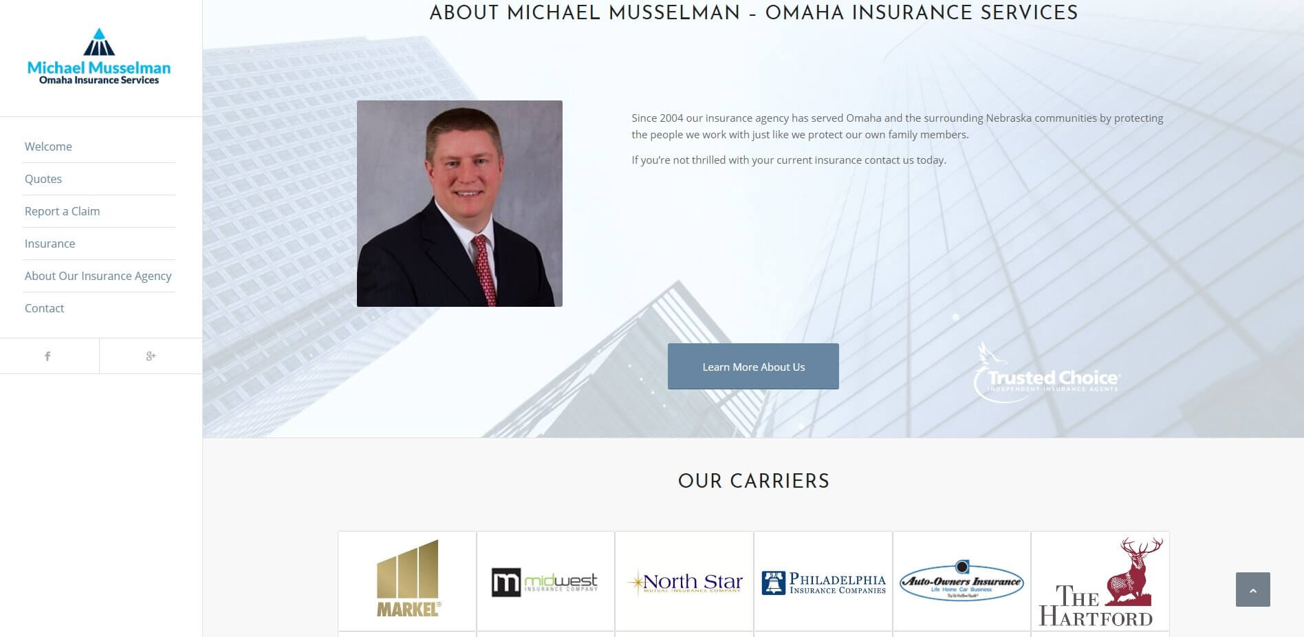 Valley List Welcomes – Omaha Insurance Services